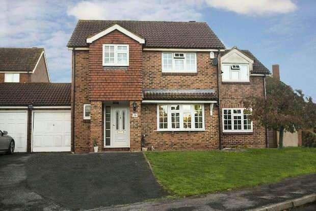 5 Bedrooms Unique Property for sale in Egremont Drive, Lower Earley, Reading,