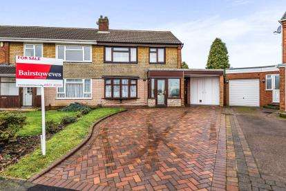 3 Bedrooms Semi Detached House for sale in Greenfields Road, Walsall, West Midlands