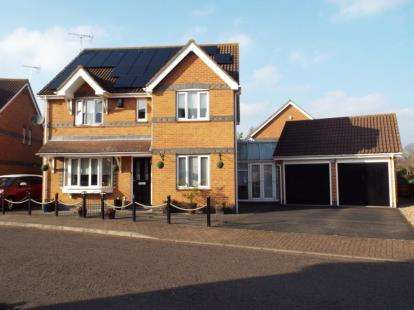 4 Bedrooms Detached House for sale in South Ockendon, Essex