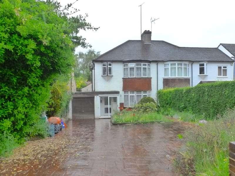 3 Bedrooms Semi Detached House for sale in Upper Selsdon Road, South Croydon, Surrey, CR2 0DU