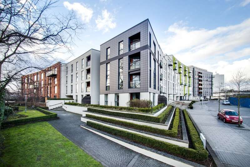 1 Bedroom Flat for sale in Hemisphere, Edgbaston, B5 7SE