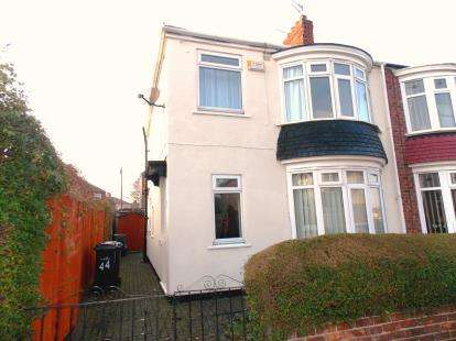 3 Bedrooms Semi Detached House for sale in York Road, Middlesbrough, North Yorkshire