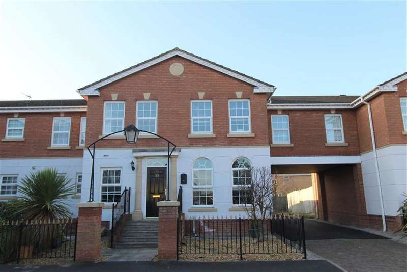 5 Bedrooms Property for sale in Weavers Close, Lytham St Annes, Lancashire