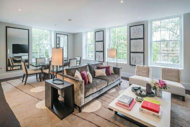 3 Bedrooms Flat for sale in Furnival House, Cholmeley Park, Highgate Village, N6
