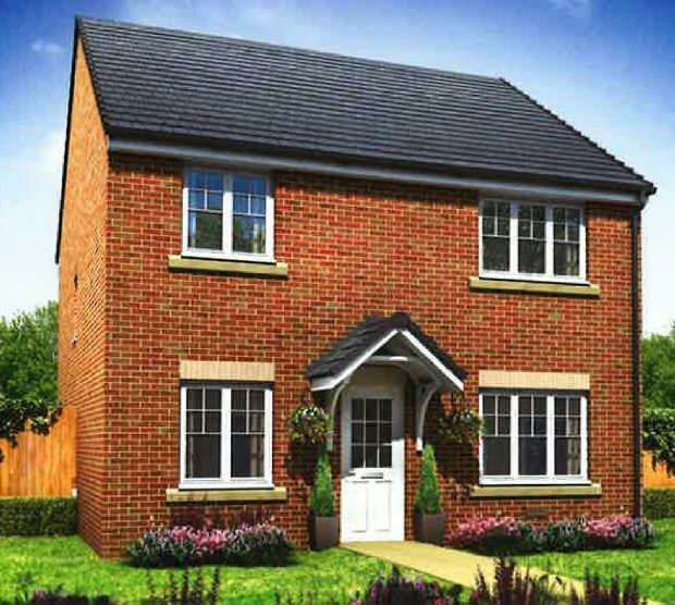 4 Bedrooms Detached House for sale in Marlborough