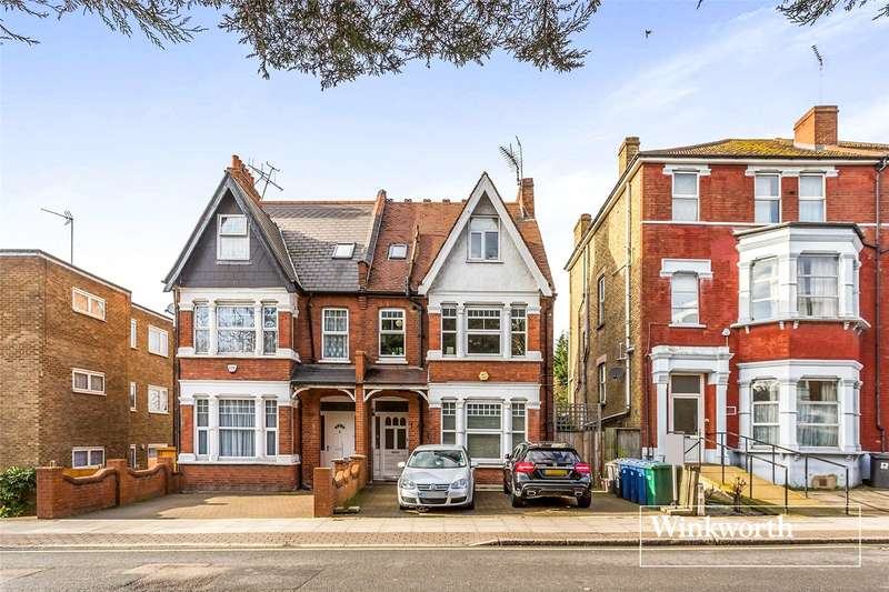 2 Bedrooms Flat for sale in Nether Street, Finchley, London, N3