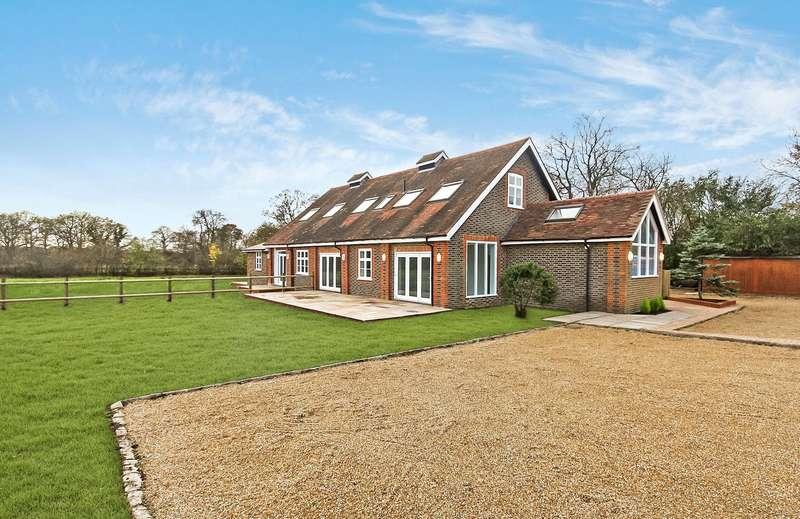 4 Bedrooms Semi Detached House for sale in Rusper Road, Capel, Dorking, Surrey, RH5