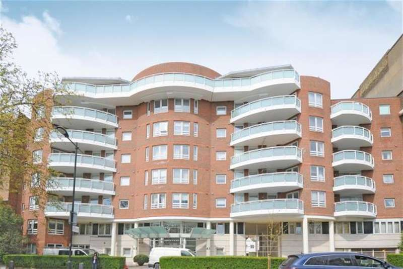 2 Bedrooms Apartment Flat for sale in St. Johns Wood Road, London, NW8