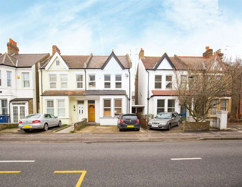 2 Bedrooms Flat for sale in Gordon Road, Ealing, W13 8PJ