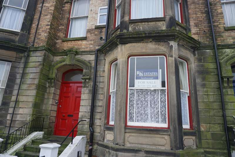 1 Bedroom Flat for sale in West Park Terrace, Scarborough, YO12 5BD