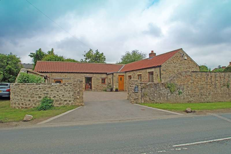 3 Bedrooms Detached House for sale in Ashla Stables, Patrick Brompton, Bedale, DL8 1JL