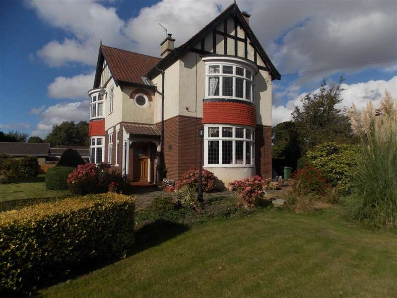 4 Bedrooms Detached House for sale in Thornaby Road, Thornaby, Stockton-on-Tees, TS17 8QL