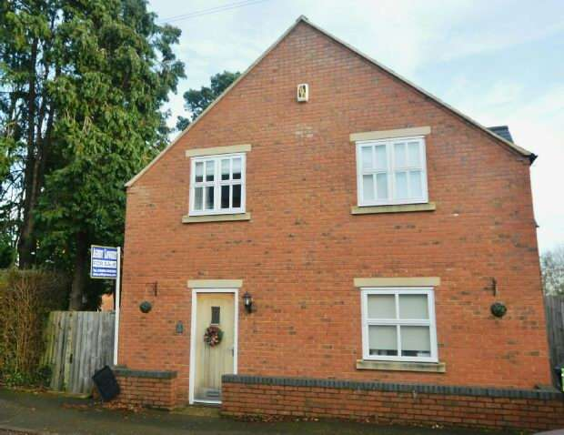 4 Bedrooms Detached House for sale in Kimbell Lane, Spratton, Northampton