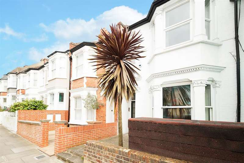 3 Bedrooms Apartment Flat for sale in Burrard Road, London, NW6 1DB