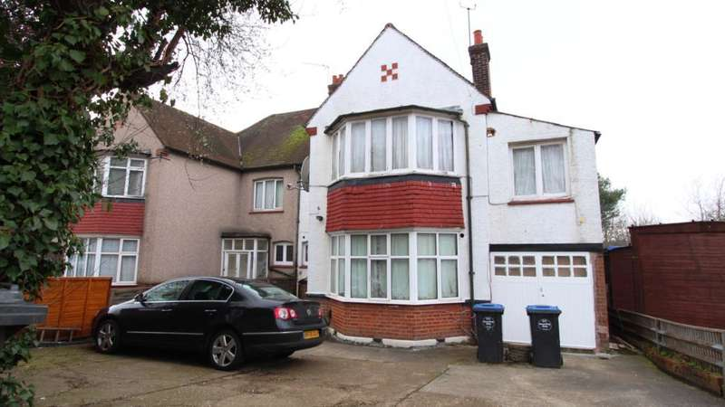 8 Bedrooms Semi Detached House for sale in Preston Road, Harrow, Middlesex, HA3 9HE