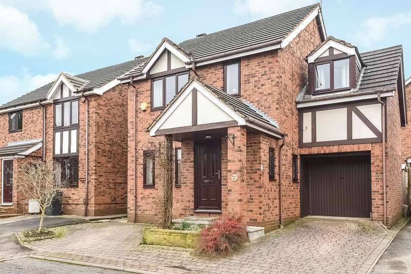 4 Bedrooms Detached House for sale in Markham Croft, Rawdon, Leeds, LS19 6NR