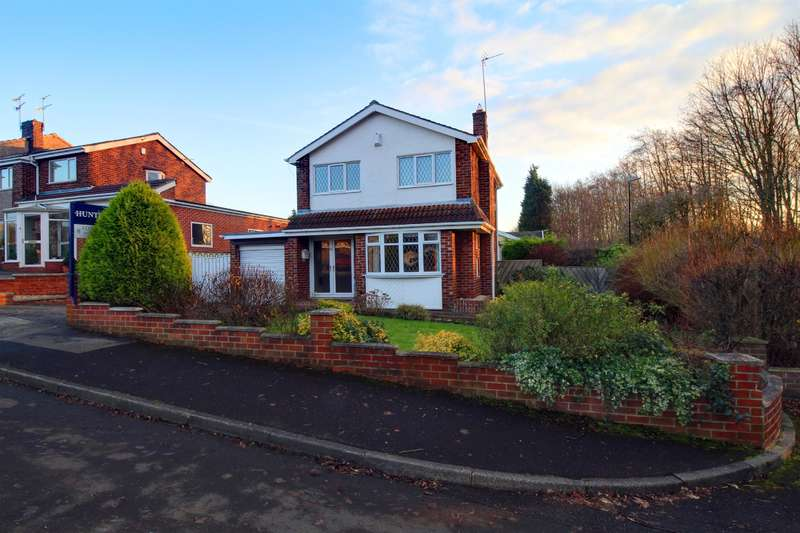 3 Bedrooms Detached House for sale in Park Lea, Sunderland, SR3 3TA