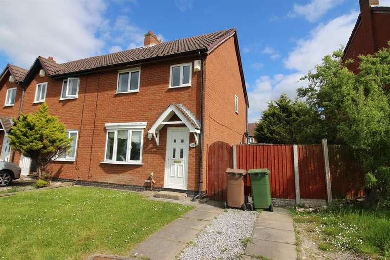 3 Bedrooms Semi Detached House for sale in Millhouse Lane, Moreton, Wirral, CH46 6HZ