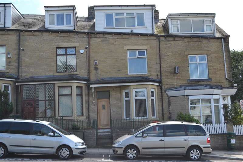 4 Bedrooms Terraced House for sale in Barkerend Road, Bradford, West Yorkshire, BD3 9NS