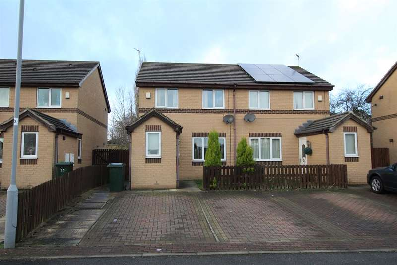 3 Bedrooms Semi Detached House for sale in Bell House Avenue, BD4 6JW