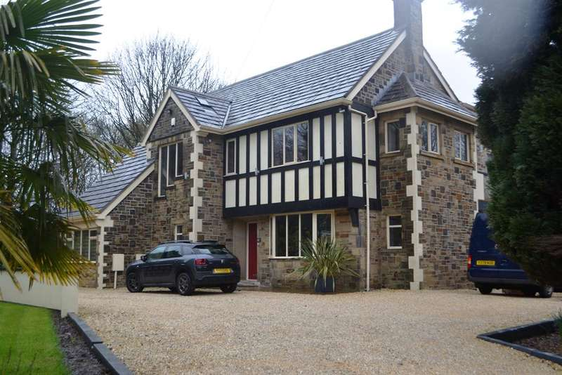 6 Bedrooms Detached House for sale in Bingley Road, Heaton , Bradford, BD9 6RT
