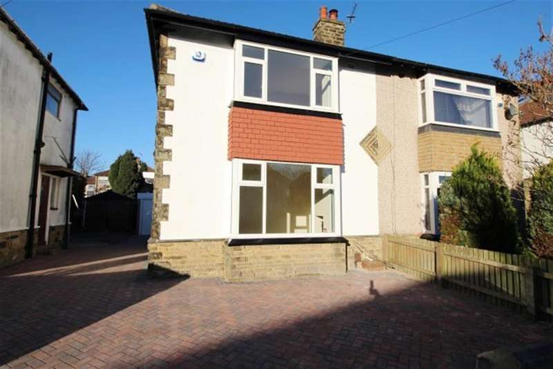 2 Bedrooms Semi Detached House for sale in Moorland Road, Pudsey, LS28