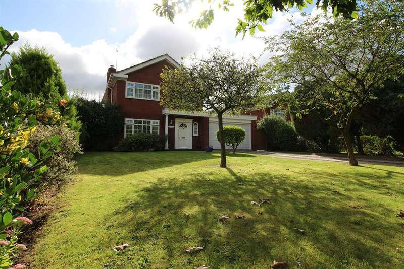 4 Bedrooms Detached House for sale in Spital Road, Bebington, Wirral, CH63 9JF