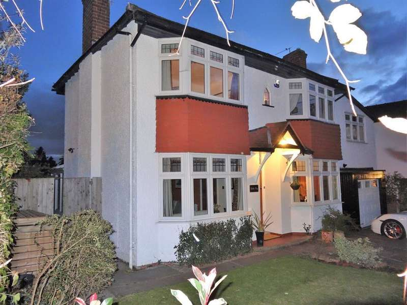 4 Bedrooms Detached House for sale in Station Road, Heswall, Wirral, CH60 8PN