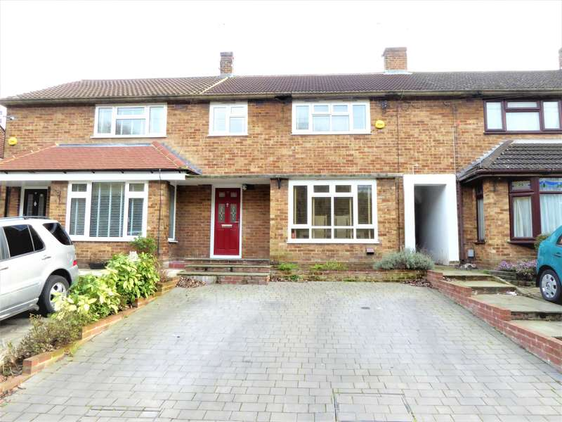 3 Bedrooms Terraced House for sale in Streamway, Upper Belvedere, Kent, DA17 6ND