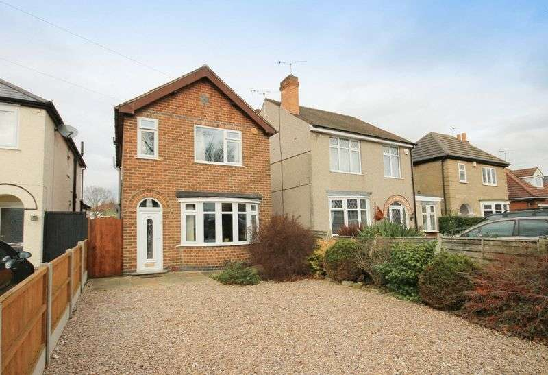 2 Bedrooms Detached House for sale in WESTON PARK AVENUE, SHELTON LOCK
