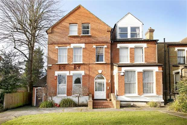 2 Bedrooms Flat for sale in Sydenham Avenue, Sydenham