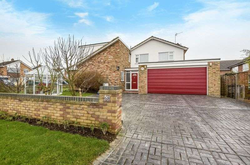 4 Bedrooms Detached House for sale in Mill Road, Abingdon