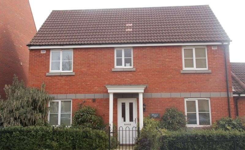 4 Bedrooms Detached House for sale in Worle Moor Road, Weston-super-Mare