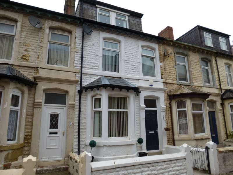 5 Bedrooms Terraced House for sale in Hilton Avenue, Blackpool
