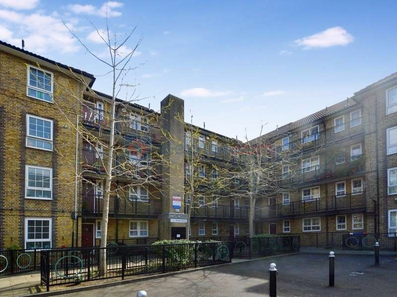 2 Bedrooms Flat for sale in Cahir Street, Isle of Dogs E14