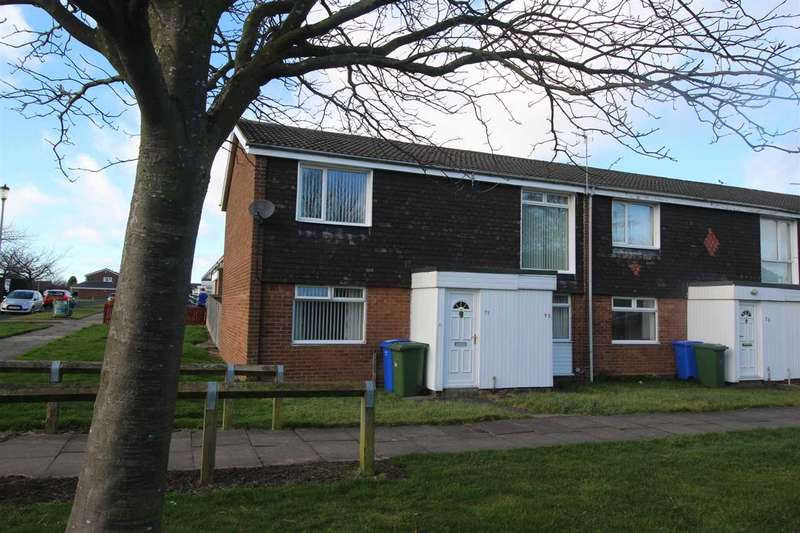 2 Bedrooms Flat for sale in Wreay Walk, Cramlington