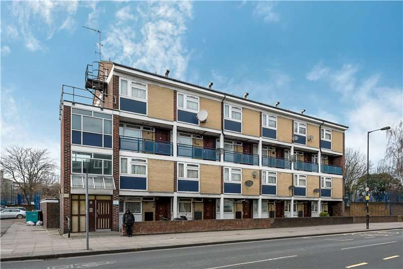 2 Bedrooms Maisonette Flat for sale in Sumner Road, Camberwell, London, SE15