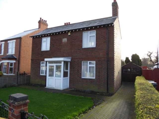 3 Bedrooms Detached House for sale in Knightthorpe Road Loughborough