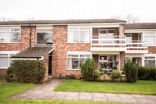 2 Bedrooms Flat for sale in Henley Court, Spencer Road, Lichfield, Staffordshire