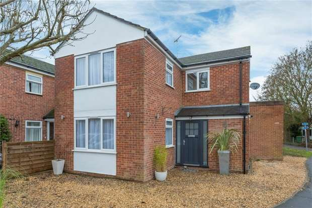3 Bedrooms End Of Terrace House for sale in Cordons Close, Chalfont St Peter, Buckinghamshire