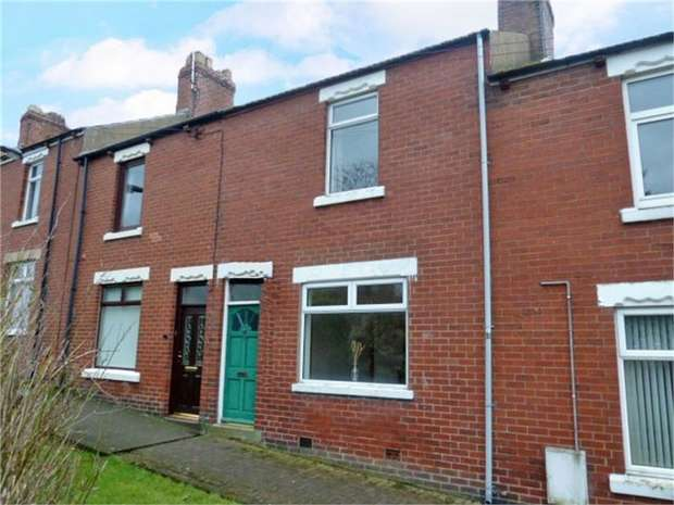 2 Bedrooms Terraced House for sale in George Terrace, Crook, Durham