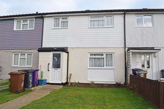 3 Bedrooms Terraced House for sale in Kyrkeby, Letchworth Garden City, Hertfordshire