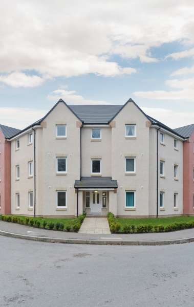 2 Bedrooms Ground Flat for sale in Wester Kippielaw Drive, Dalkeith, Midlothian, EH22 2GR
