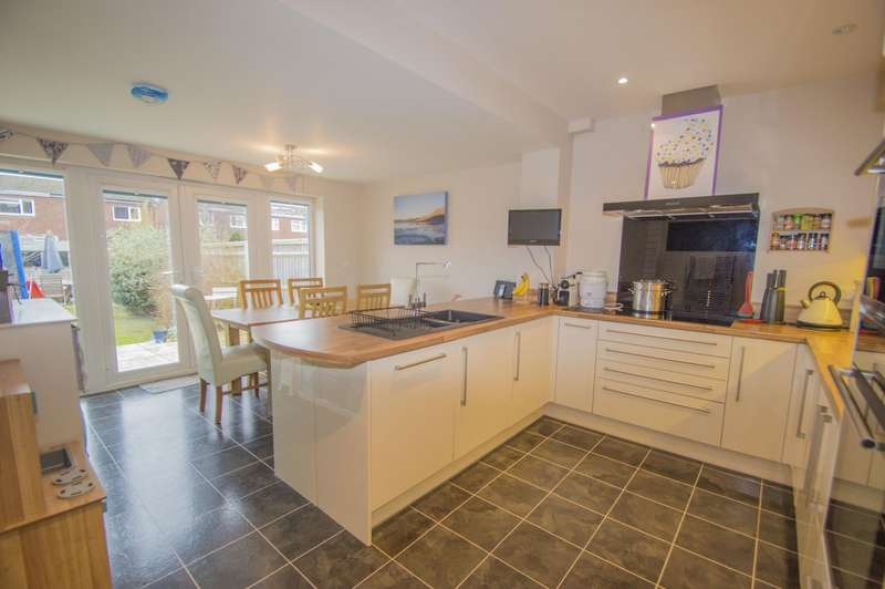 3 Bedrooms Terraced House for sale in Saint John's Terrace, Wallingford, OX10