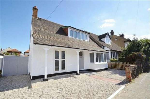 4 Bedrooms Chalet House for sale in 52 Nelson Road, LEIGH-ON-SEA, Essex
