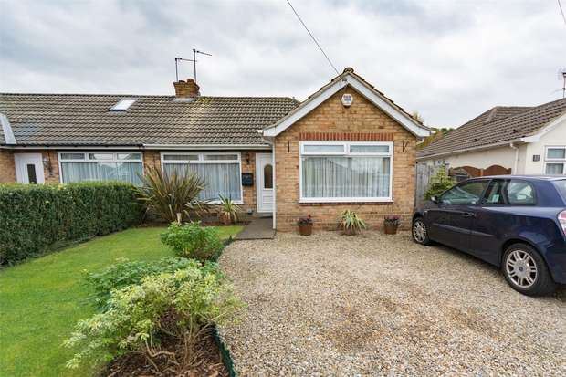 2 Bedrooms Semi Detached Bungalow for sale in Elmpark View, Stockton Lane, YORK