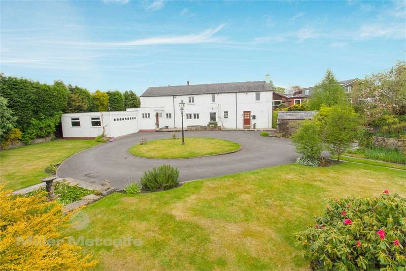 3 Bedrooms Detached House for sale in Davenport Fold, Harwood, Bolton, Lancashire
