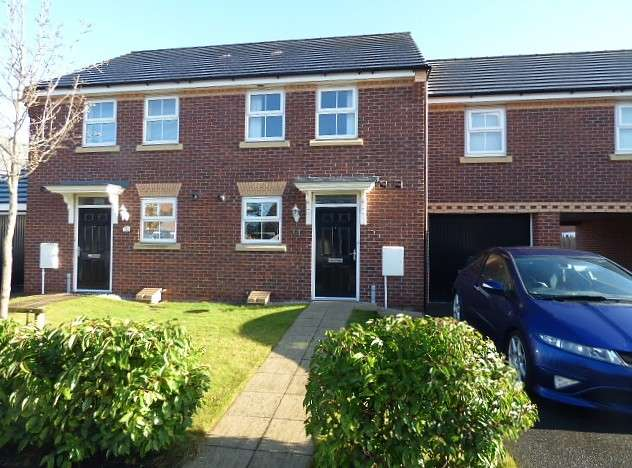 2 Bedrooms House for sale in Oklahoma Boulevard, Great Sankey, Warrington
