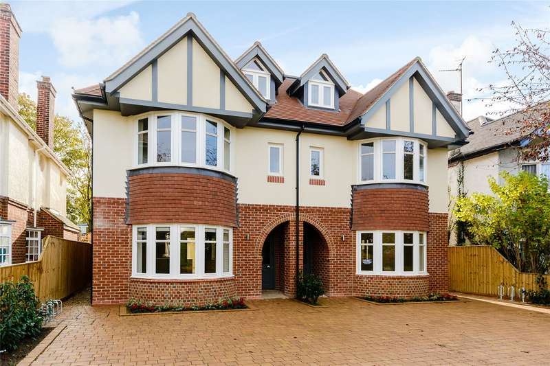 5 Bedrooms Semi Detached House for sale in Apsley Road, Oxford, OX2