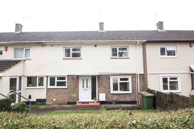 2 Bedrooms Terraced House for sale in Manadon, Plymouth